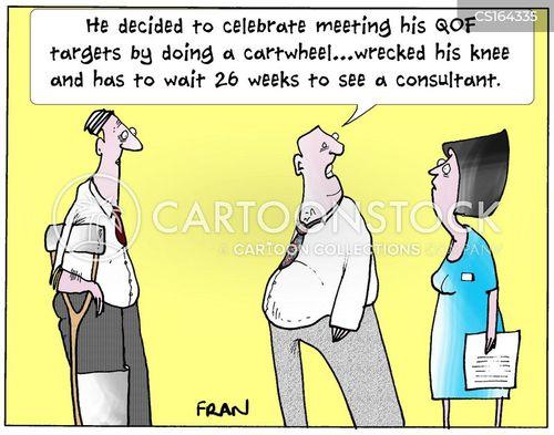 Medical Malpractice Hip Replacement Surgery Knee Cartoons And Comics Funny Pictures From Cartoonstock