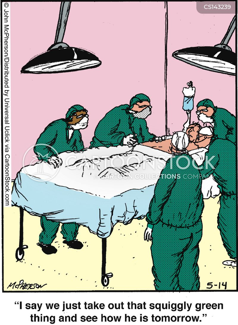 Medical Malpractice Hip Replacement Surgery Operating Theatre Cartoons And Comics Funny Pictures