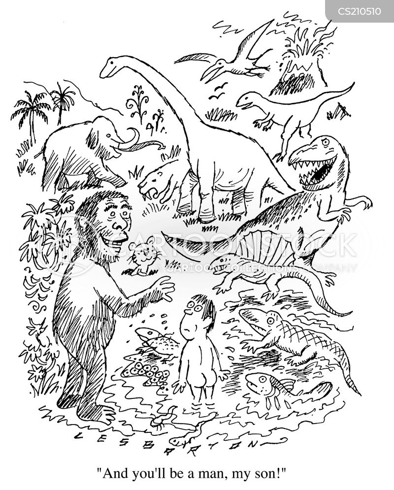 Prehistoric Cave Men Coloring Pages Coloring Pages