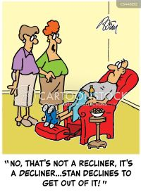 Reclining Chairs Cartoons and Comics - funny pictures from ...