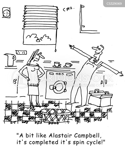 Washing Machine: Washing Machine Cycles