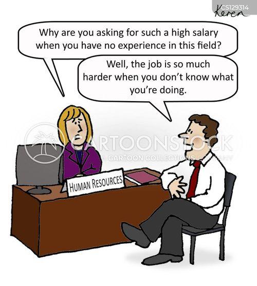 Job Cartoons And Comics - Funny