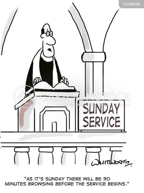 Church Sermon cartoons, Church Sermon cartoon, funny