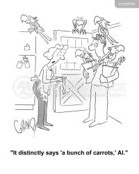 grocery lists cartoon cartoons misreads funny shopping cartoonstock supermarket dislike comics illustration illustrations