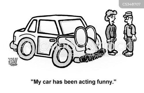 Auto Repair Engine Cartoon, Auto, Free Engine Image For