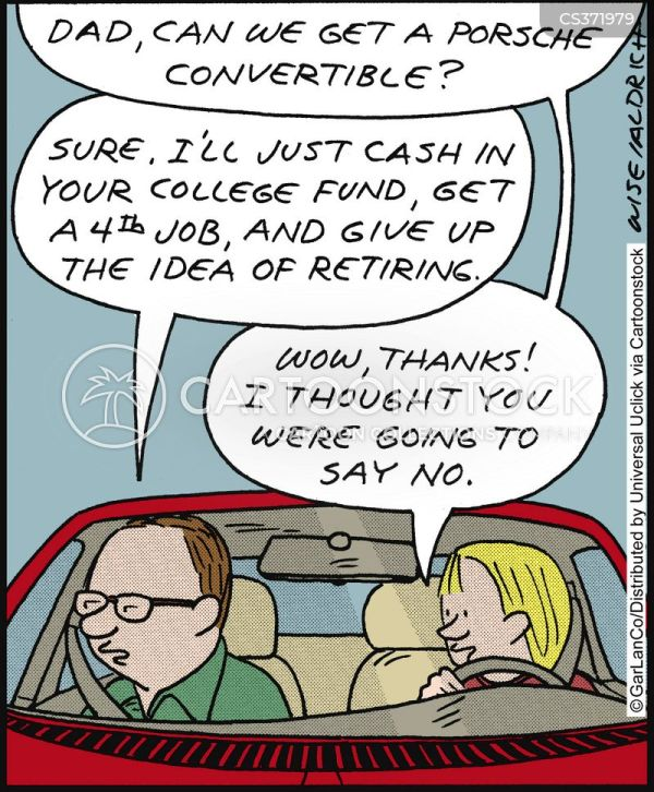 Learning Drive Cartoons And Comics - Funny