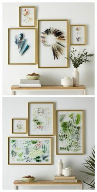 Custom framed found objects in nature | Frame by Frame