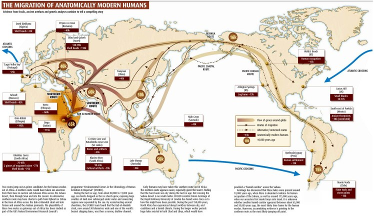 HumanMigration