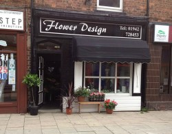 Flower Design Golborne