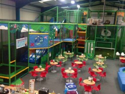 Treetops play centre Golborne