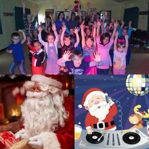 Christmas Eve Pyjama Party at Golborne Parkside