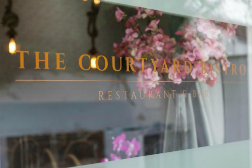 The Courtyard Bistro in Lowton