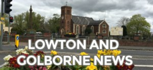 Lowton and Golborne News logo