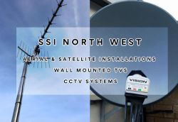 SSI North West banner advert