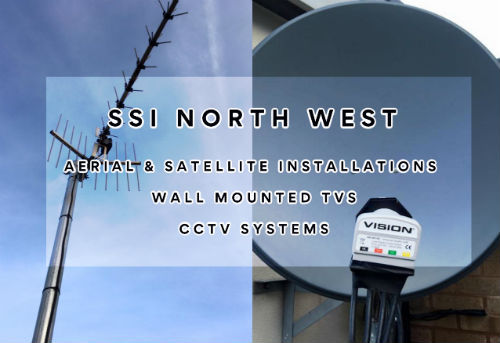 SSI North West banner advert