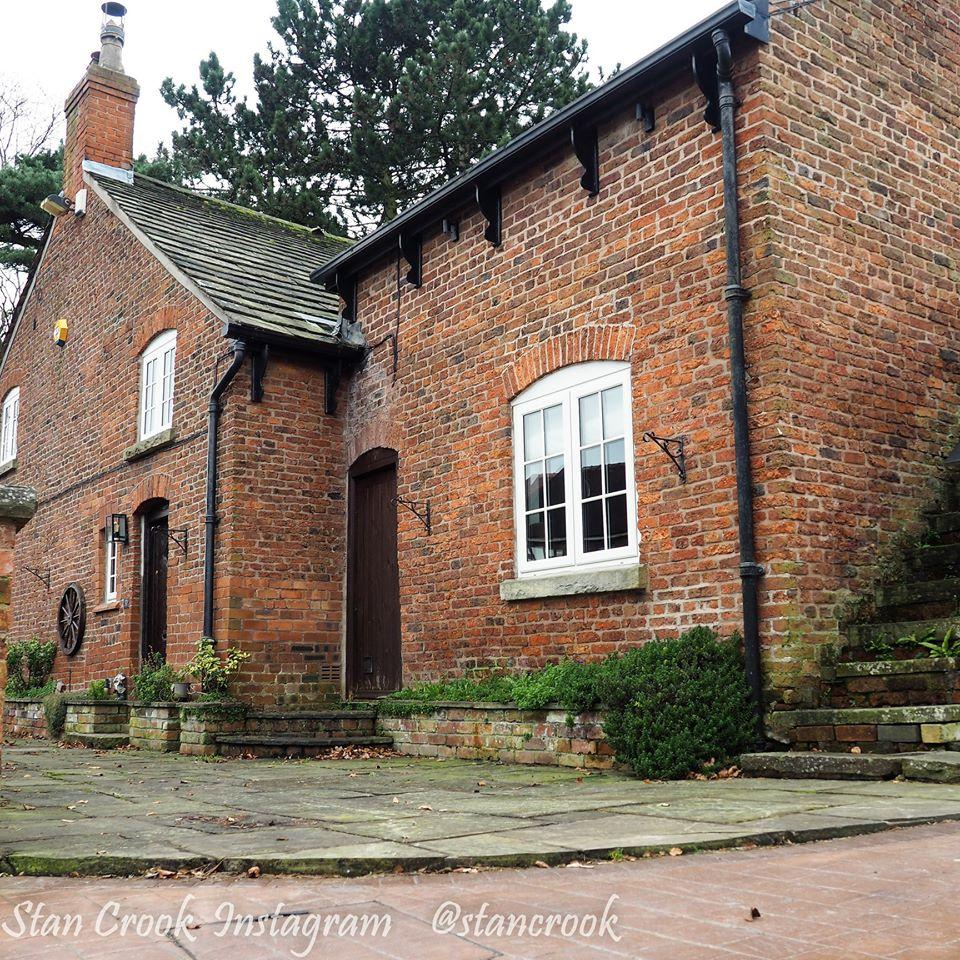 37 Barn Lane, Golborne, a Grade 2 Listed Property