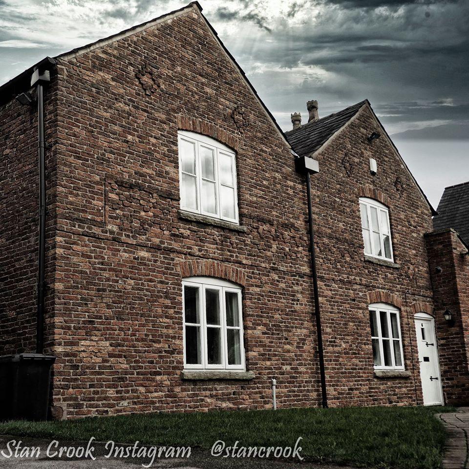 Grade 2 Listed Lawsons Farmhouse, Orford Close, Golborne