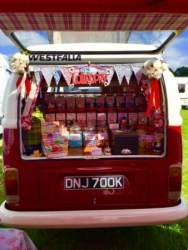 Lollipoppy Candy Van