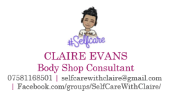 Self Care with Claire