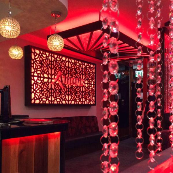 Amans indian restaurant Lowton