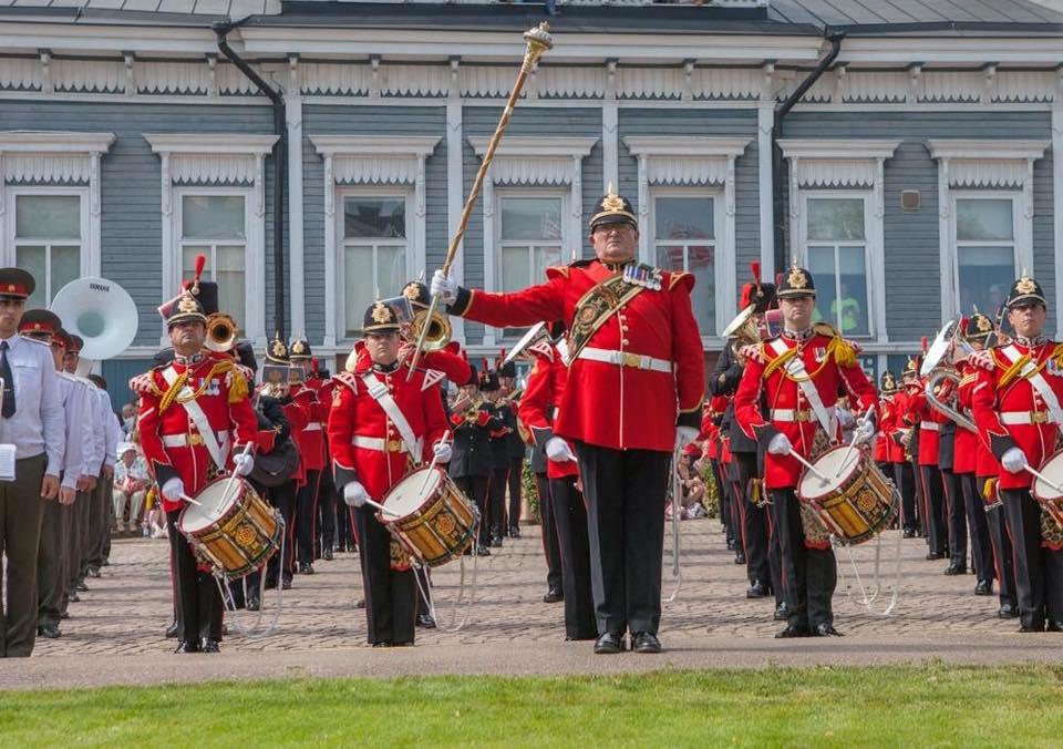 Duke of Lancaster Regiment Band