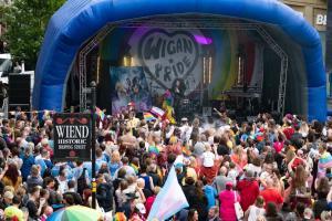 Wigan Pride 2019