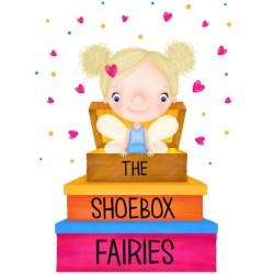 The Shoebox Fairies logo