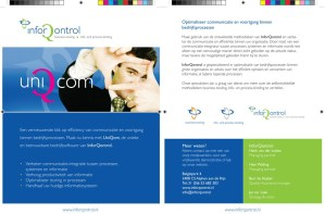 InforQontrol, productsheets