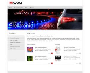 Mavom Dow Corning