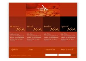 Thermae - Wellness of Asia Lowtone webdesign en grafische vormgeving Den Haag