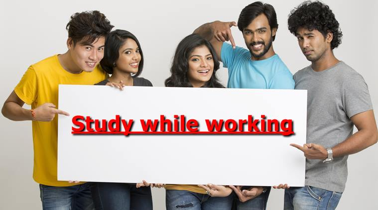 Countries students can work and study