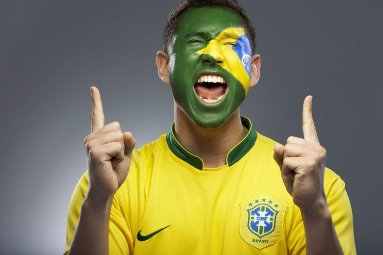Brazilian-Futbol-Fan-Photo-by-Monte-Isom