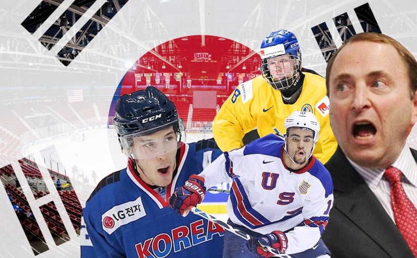 2018 Olympic Hockey Tournament Preview: Why You Should Give a Shit