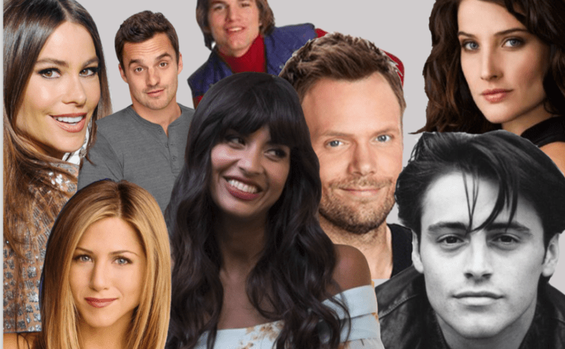 IMPORTANT: Top 8 Most Attractive Sitcom Casts