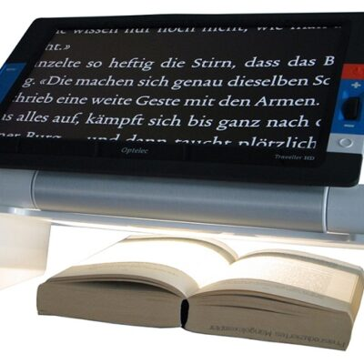 Optelec Traveller HD Reading Stand