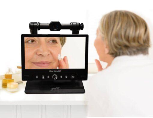 CV GO Mirror viewing mode