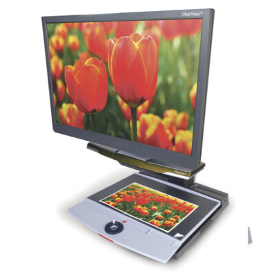 "ClearView+ 22"" HD Standard Arm Video Magnifier"