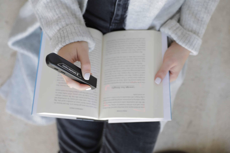 OrCam Read orcamread book