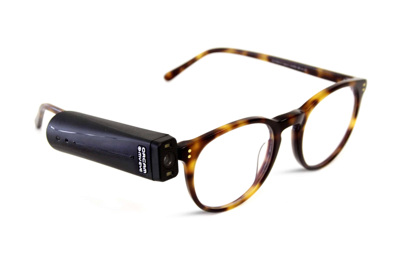 OrCam EyeGlasses