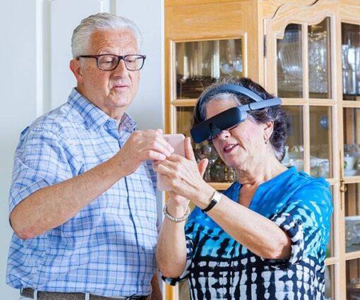 glasses for macular degeneration