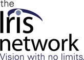 The Iris Network Logo