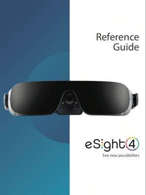 eSight 4 Reference Guide
