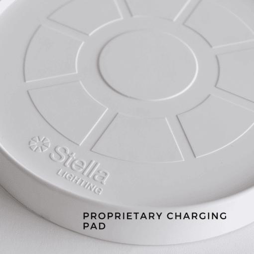 Stella GO Proprietary charging pad