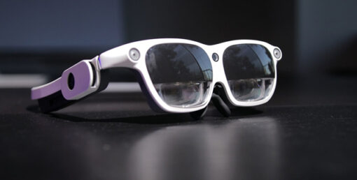 EYE3 Smart Glasses by Eyedaptic