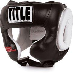 Title Gel World Training Headgear