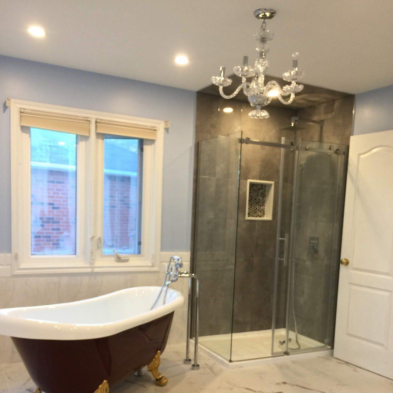 Washroom Renovation – Loyal Home Renovation Inc.