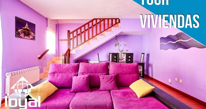 TOUR VIVIENDAS: CJON. TRINQUETE 5, ALGETE.