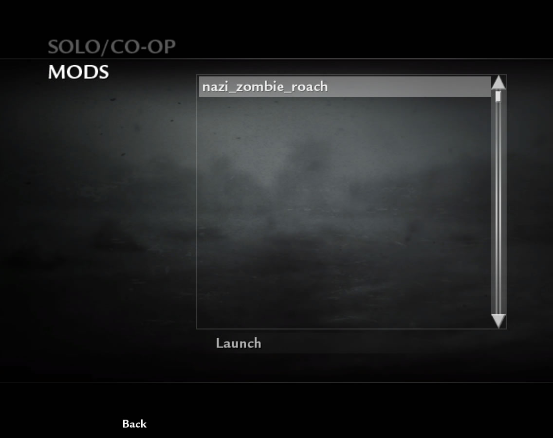 cod world at war mods