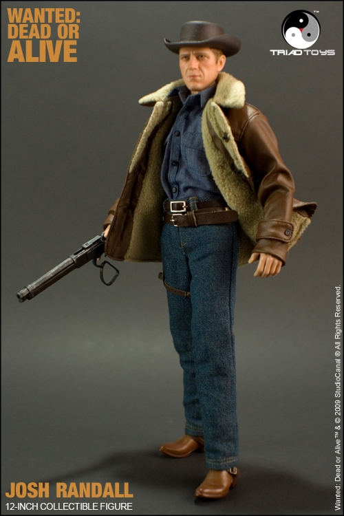 Action Figure Steve Mcqueen