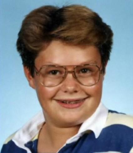 ryan seacrest as a boy kid